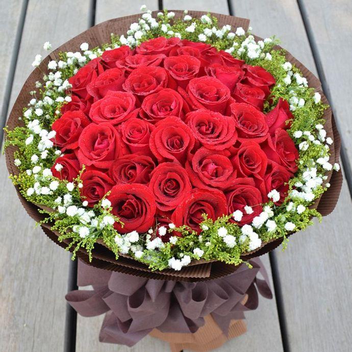 33朵黄玫瑰花语_33朵红玫瑰花语_33朵红玫瑰花束_红玫瑰花语_9朵黄玫瑰花语_韶 ...
