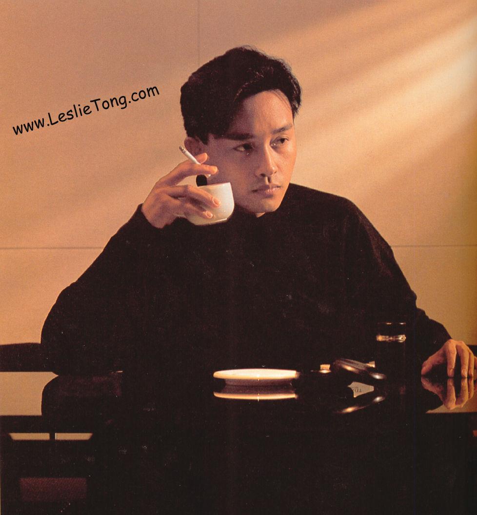 """张国荣抽烟照_老师说:""""只有张国荣抽烟才最绅士。""""_张国荣吧_百度贴吧"""