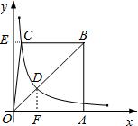 老��+�9o(9k�y.d_∴ab=9k①, ∵bc‖ao,ab⊥ao,c在反比例函数y=∴设c点横坐标为m, 则