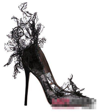 女人心頭大愛的精品高跟涼鞋圖片