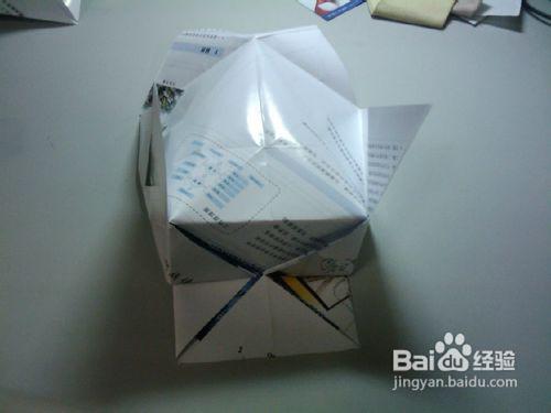 报纸帽子的折法图解_帽子折法图解纸帽子的折法图解 帽子的折法图解1