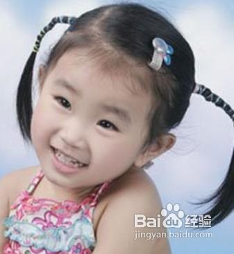 儿童发型扎法视频_儿童各种发型扎法图解_百度经验