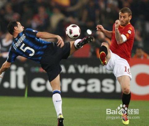 足球大腿停球技術動作要領圖片