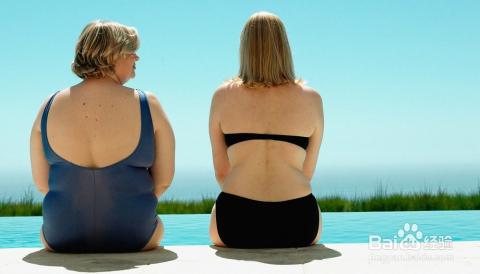 怎樣不節食能變瘦圖片