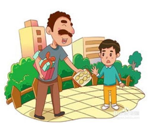 告誡孩子,若接到陌生人的電話,不要告訴他一個人在家,可以說爸爸(媽媽圖片