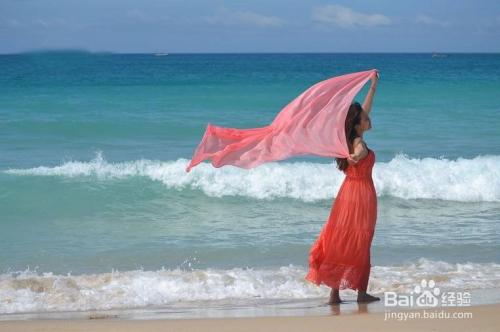 拍照技术_单反海边拍照人像技巧