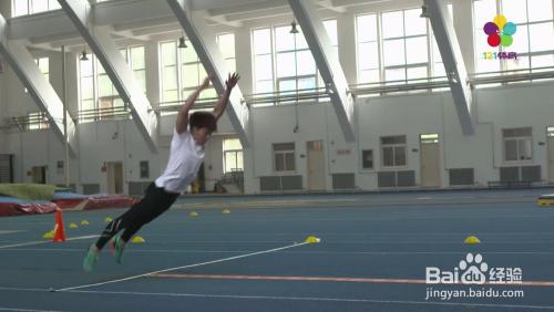 中考體育——三級蛙跳技術動作解析圖片
