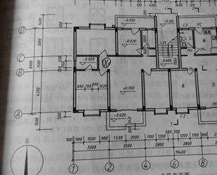 土木工程cad平面圖步驟教學第一章軸線的畫法圖片