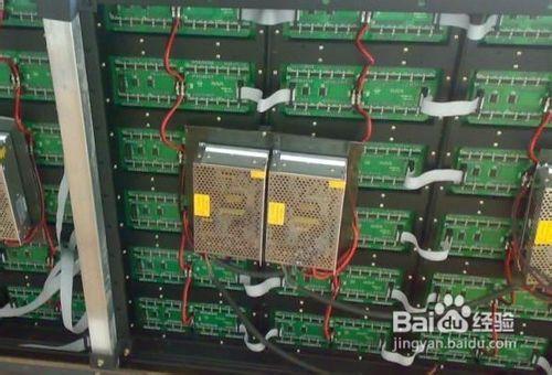 鄭州led顯示屏維修圖片