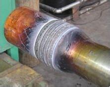 如何加工石油行業堆焊后的鉆桿接頭耐磨帶