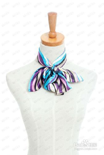 百变丝巾的系法_【百变丝巾】丝巾的系法图解(图片)_百度经验