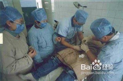 小护士爱吃鸡巴_包皮手术后伤口感染怎么办