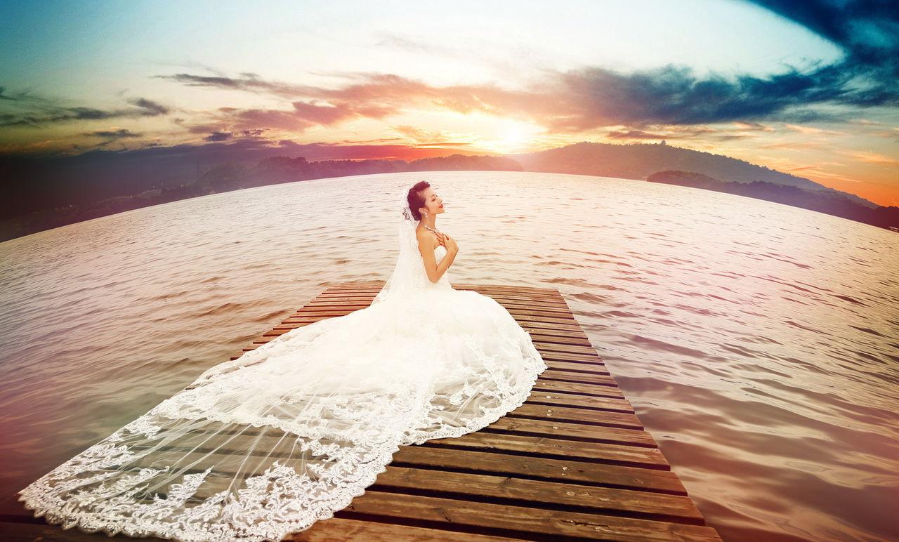 長沙大視覺婚紗攝影圖片