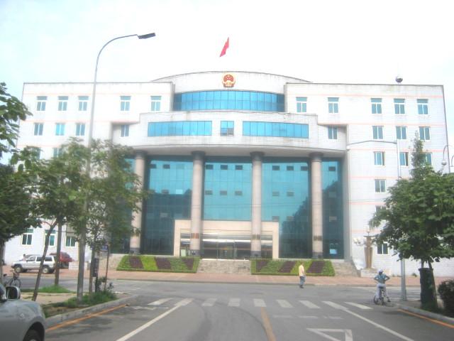 辽宁抚顺�zf���_从中国辽宁抚顺市各级政府大楼规模和美国政府大楼相比,感觉美国比