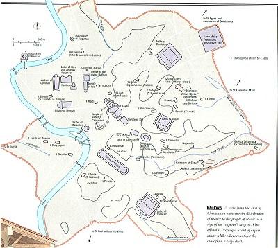古羅馬的城市建設(圖文)圖片