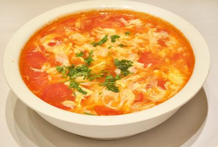 番茄蛋汤_西红柿蛋汤