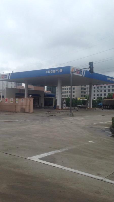 cng储气槽车规格_CNG汽车加气站主要有哪些设备-汽车加气站cng