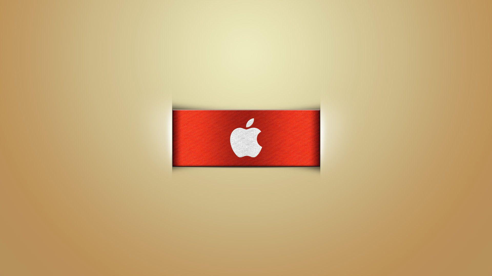唯美霸气跑车电脑宽屏桌面壁纸 汽车壁纸: 红色经典苹果系统桌面壁纸高清图片