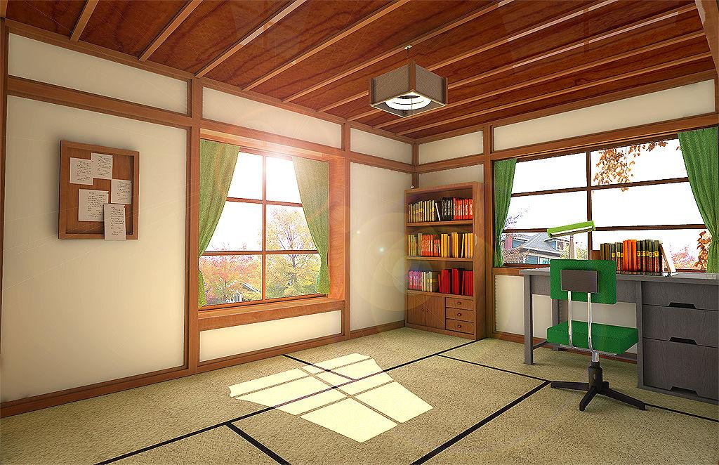 梦梦家店主照片_多啦a梦中的大雄家的房间图片!每一间都要有!_百度知道