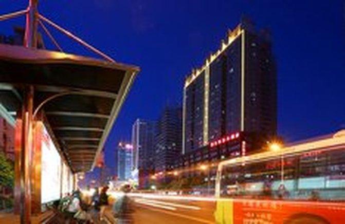 万家酒店_长沙万家公寓酒店(五一步行街店)