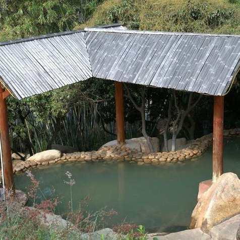 新會古兜溫泉旅游度假村團購圖片