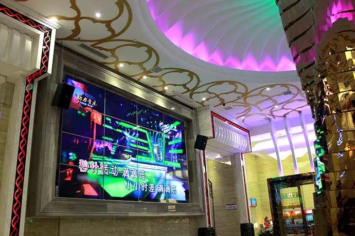 汇华国际娱乐平�_区盛汇广场5楼,签约面积5000平米,耗资三千万重金打造;奢华靓丽的格局
