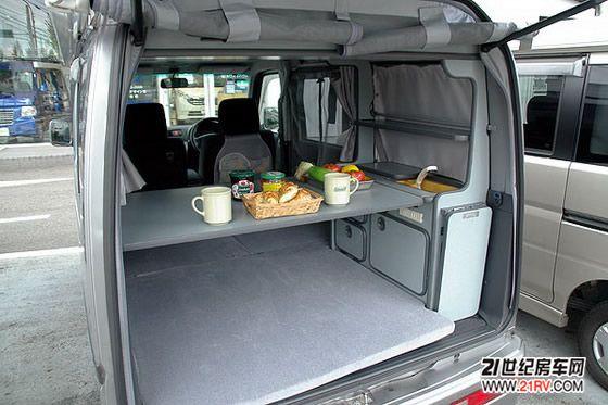 面包车改装房_rv第三波1\/2(微面\/小面包车-- 改装房车 \/旅居车\/床车)