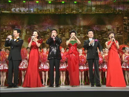 2011年春节联欢晚会_2011年兔年央视春节联欢晚会节目表单                 春晚直播时间