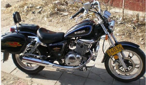 太子摩托车_suzuki gz-125美式太子摩托车_百度知道