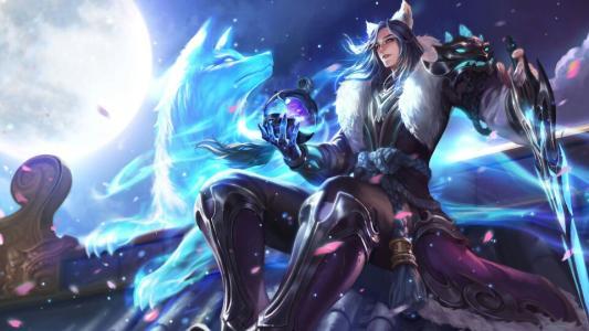 《王者榮耀》李白鳳求凰和千年之狐哪個好?圖片