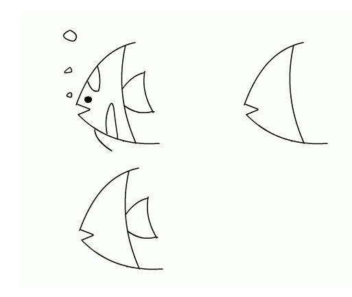 飞翔的小鸟简笔画彩色_猫怎么画简单图片-简单的猫怎么画,猫怎么画简单又漂亮,简单 ...