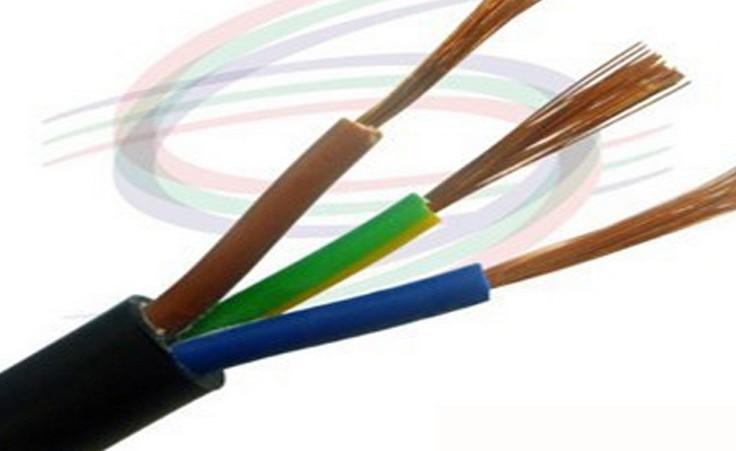 软电线接法_电缆线接法_百度知道
