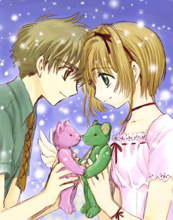 小樱和小狼接吻视频_百变小樱和小狼接吻图_百度知道