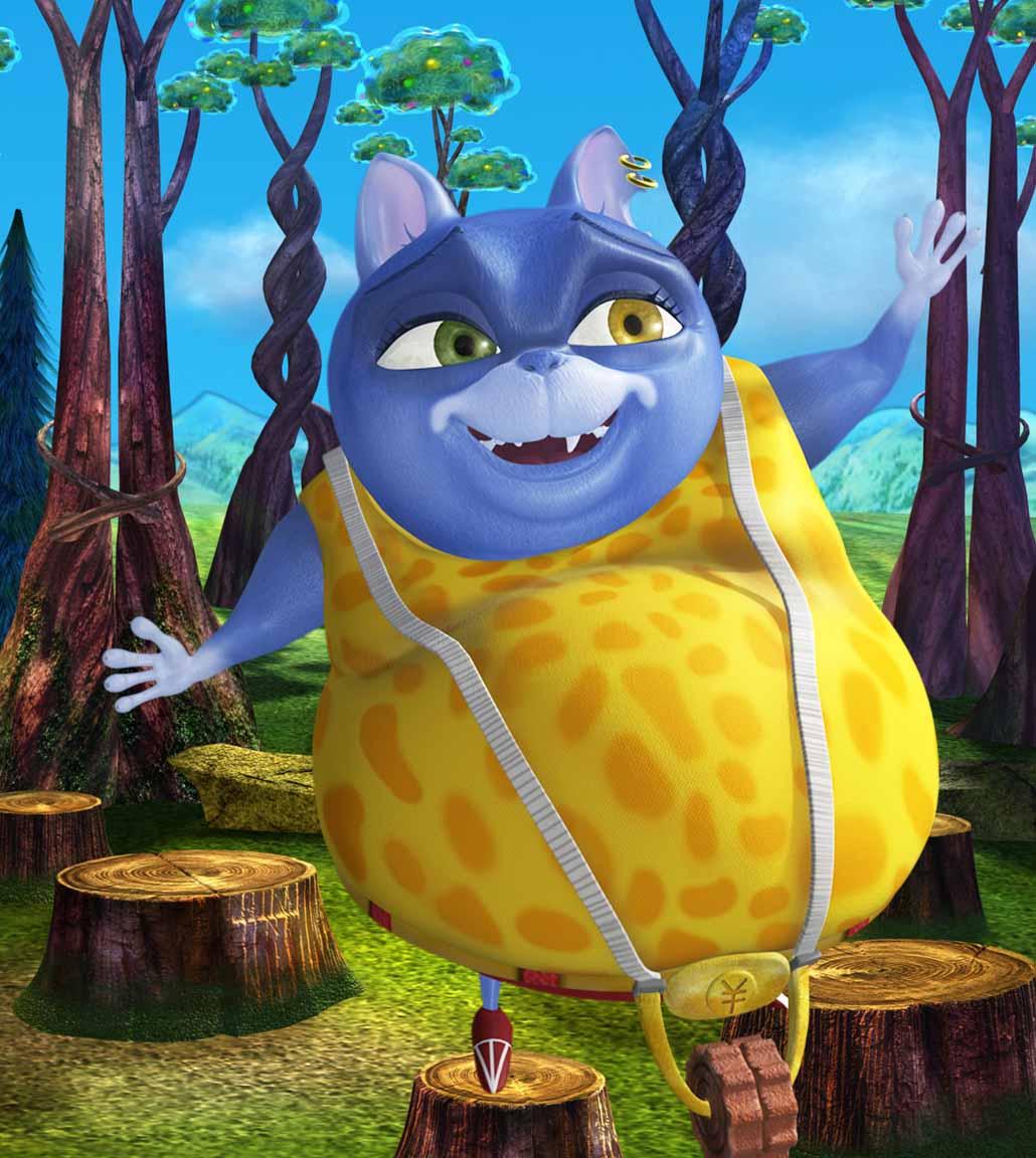 簧色动画片无需播改fj_是不是有个叫朵猫猫的动画人物啊,好像cctv还播过,那个动画片叫啥啊?
