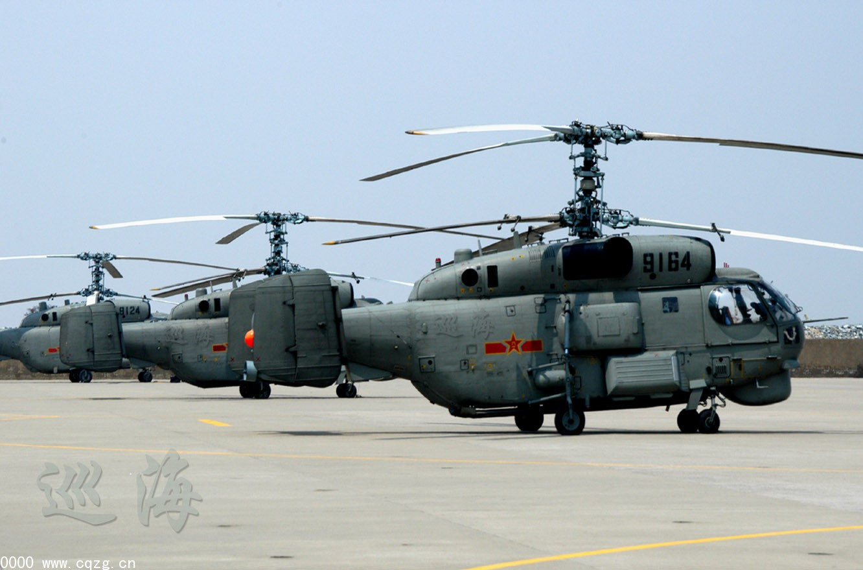 那種有兩個螺旋槳的直升機的名字叫什么?圖片