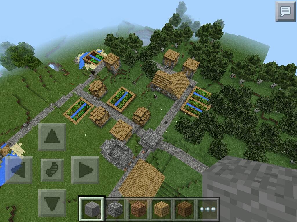 巨型村庄种子_我的世界手机版,罪最大的村庄种子是什么?