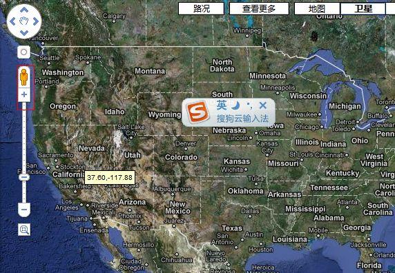 """谷歌地图实景_怎样使用谷歌实景地图的""""街景服务""""?   个人技术网_前端_后台 ..."""