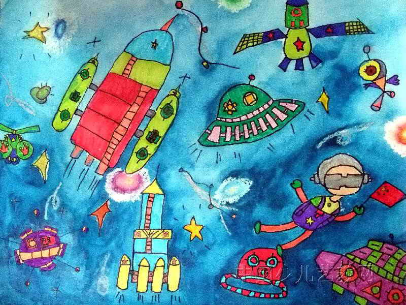 少儿画苑网站_画一幅送给老师的画_给老师的一幅感恩画_画一幅感恩老师的画 ...