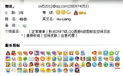 qq西游多少级点亮_秒点DNF7级图标,QQ西游6级图标 鄙视那些收费的, 他QQ空间有免费 ...