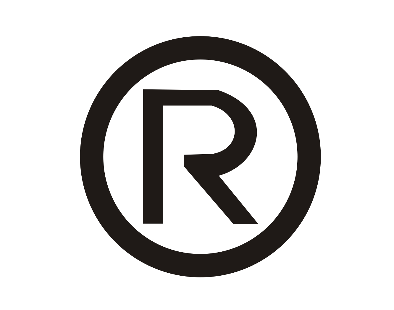 ��ۚ^��r�����_商标上角落有个带圈的r,表示什么?