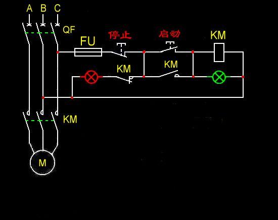 空气开关符号_空气自动开关在电路图中怎么表示,怎么个画法_百度知道