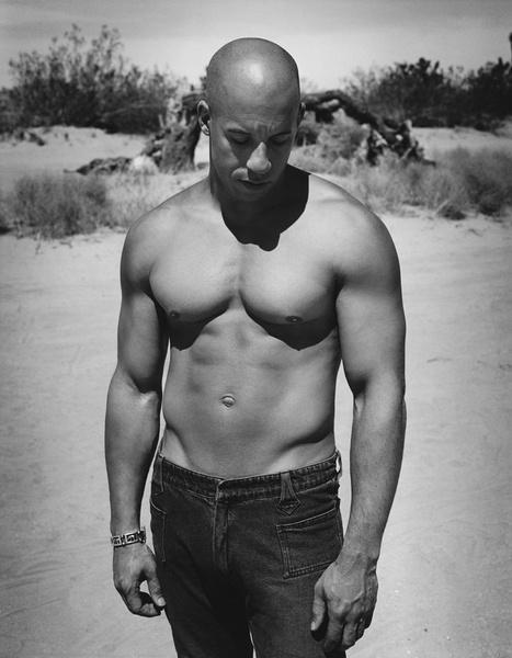 Vin Diesel Body 2019