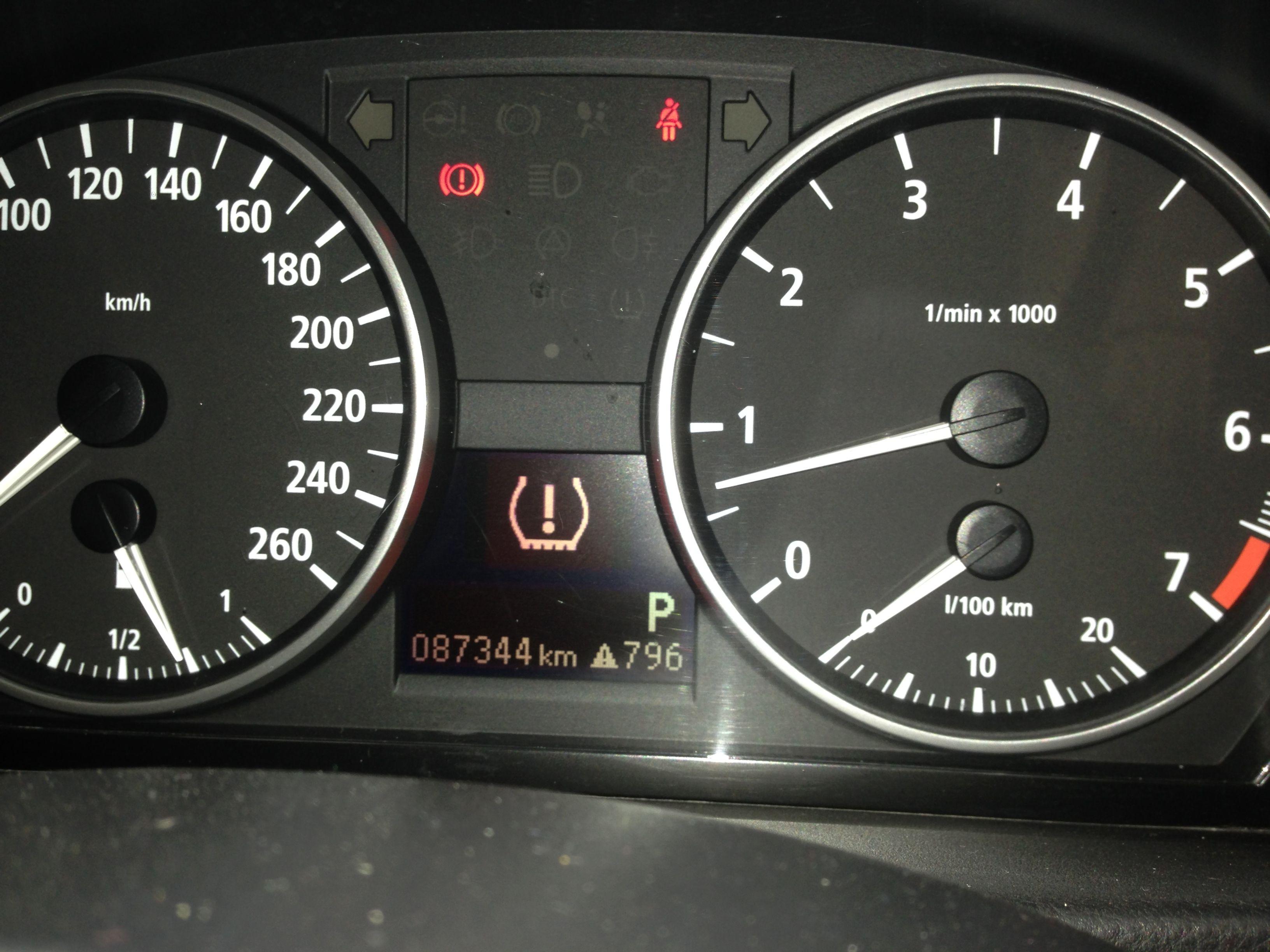 大众胎压报警标志图片_轮胎气压指示灯_轮胎气压指示灯分享展示