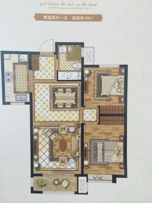 房子格局風水房子方向是做北朝南的房門正對電梯,進門后左邊是廁所圖片