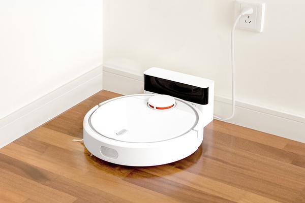 如何評價小米掃地機器人?圖片