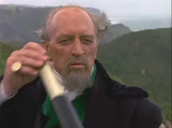 95版電視劇《神秘島》,博士中途曾許諾帶他們離開,后來為了測試他們的圖片