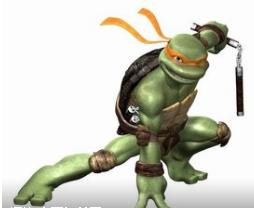 忍者神龟人物名字_忍者神龟的四个人物的名字分别是?_百度知道