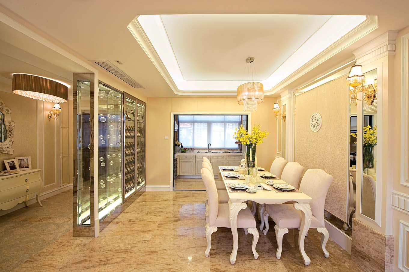 家里卧室装修图片_家里墙面是油漆喷白的,怎么装饰会冲淡这种全白的视觉效果 ...