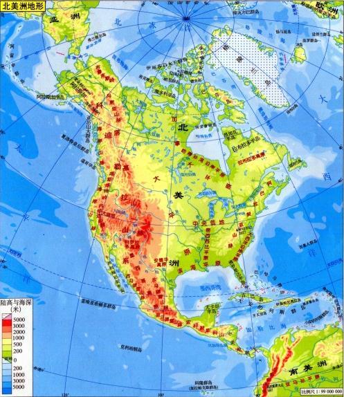 亚洲地形囹�b���_亚马逊的地理位置
