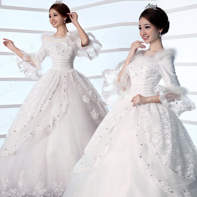 冬季结婚穿什么婚纱_冬天婚纱外面穿什么-什么样的婚纱好看-冬天婚纱照怎么照-冬天 ...